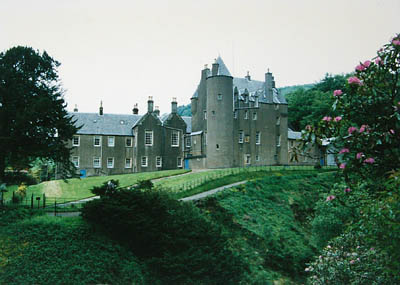 Kelburn Castle, Fairlie, Ayrshire