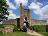 Old Sherborne Castle