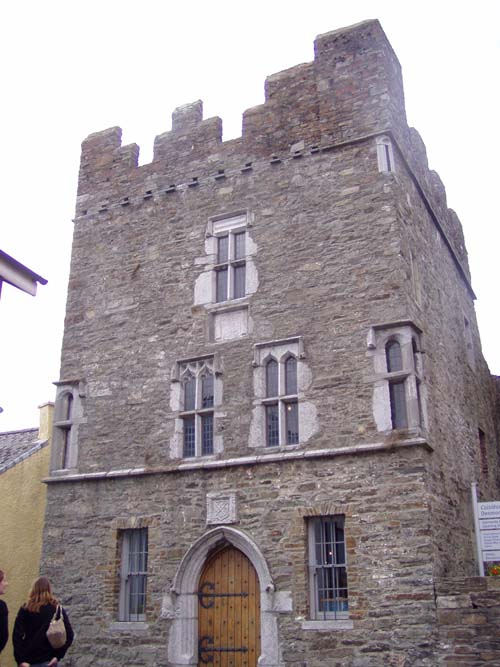 Ringrone Castle