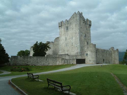 Parkavonear Castle