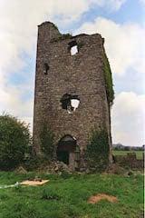 Gorteens Castle