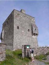 Granuailes Castle