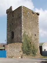 Taghmon Castle