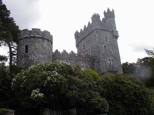 Raphoe Castle
