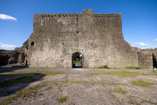 Rindown Castle