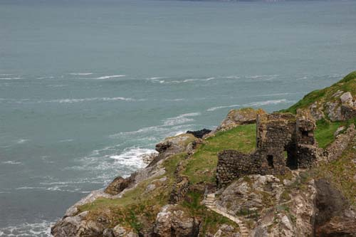 Dunseverick Castle