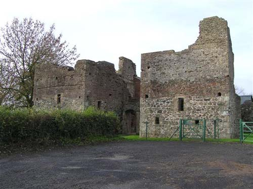 Tandragee Castle