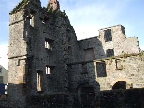 Harry Averys Castle
