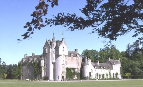 Lochindorb Castle