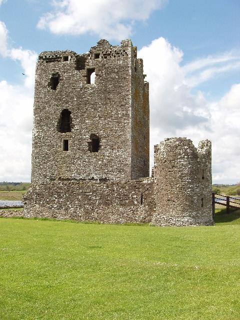 MacLellans Castle