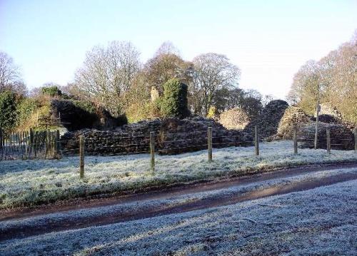 Lochwood Castle