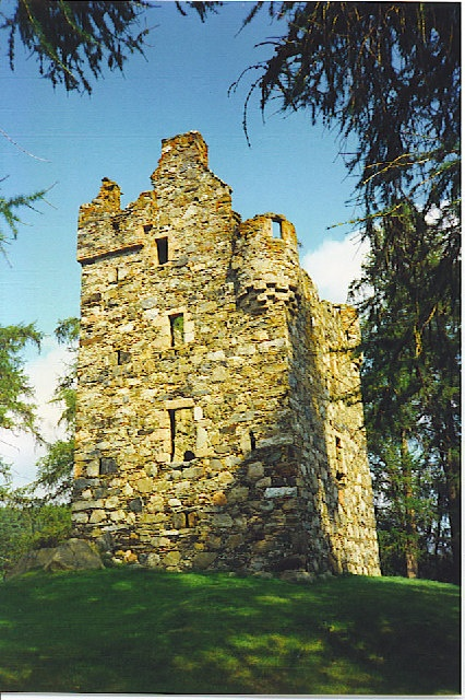 Kindrochit Castle