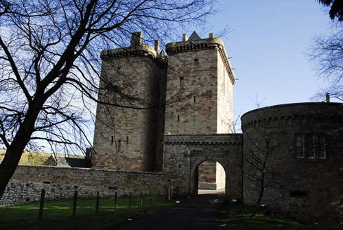 Venlaw Castle