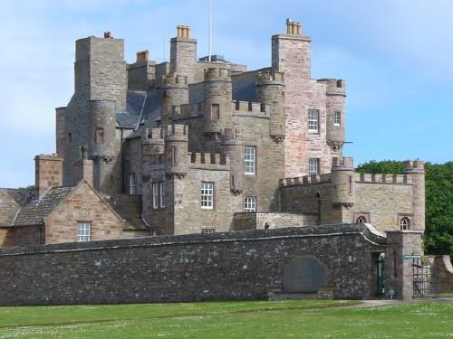 Castle Sinclair and Girnigoe