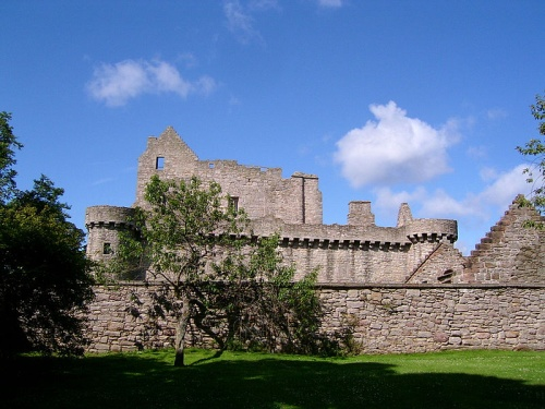 Rosyth Castle