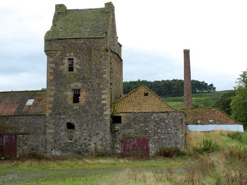 Pittarthie Castle