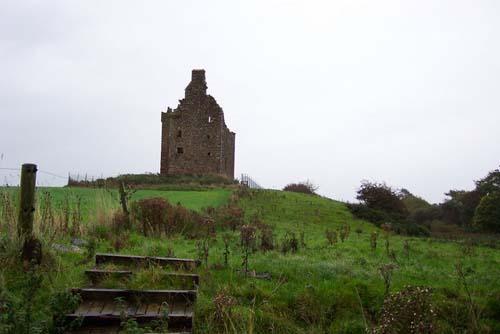 Turnberry Castle