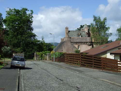 Skelmorlie Castle