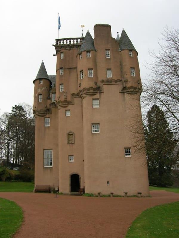 Midmar Castle
