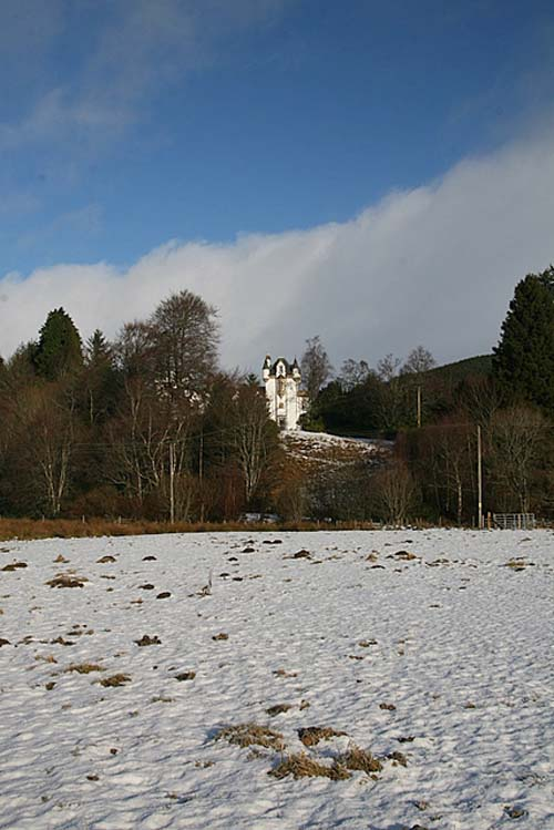Murthly Castle