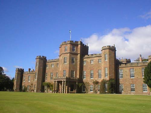 Muchalls Castle