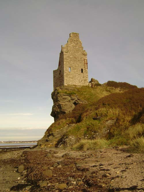 Turnberry Castle
