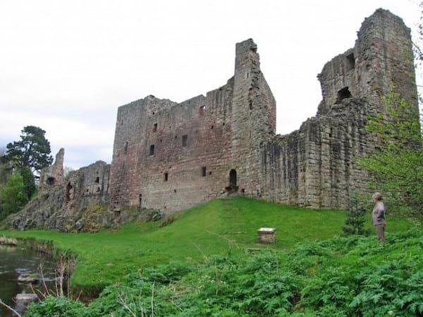 Wedderburn Castle