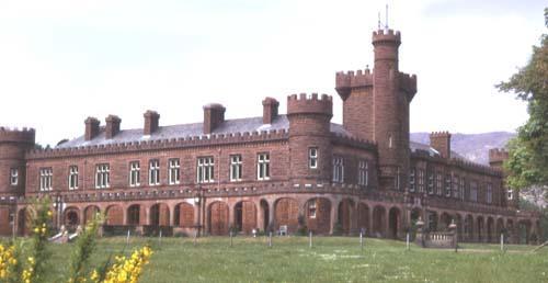 Dunscaith Castle