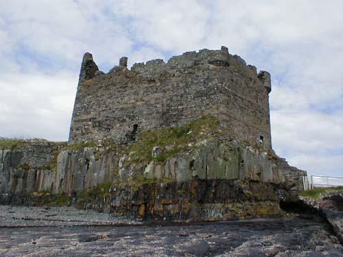 Torosay Castle