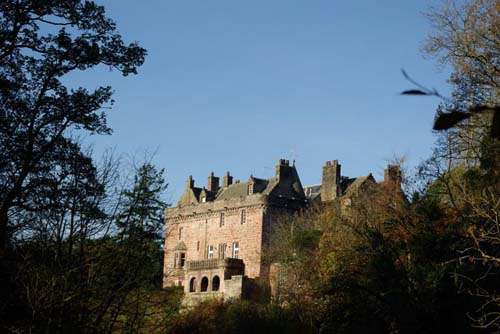 Rowallan Old Castle