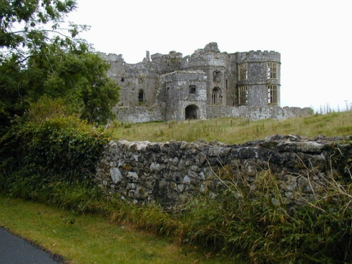 Wiston Castle