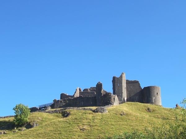 Weobley Castle